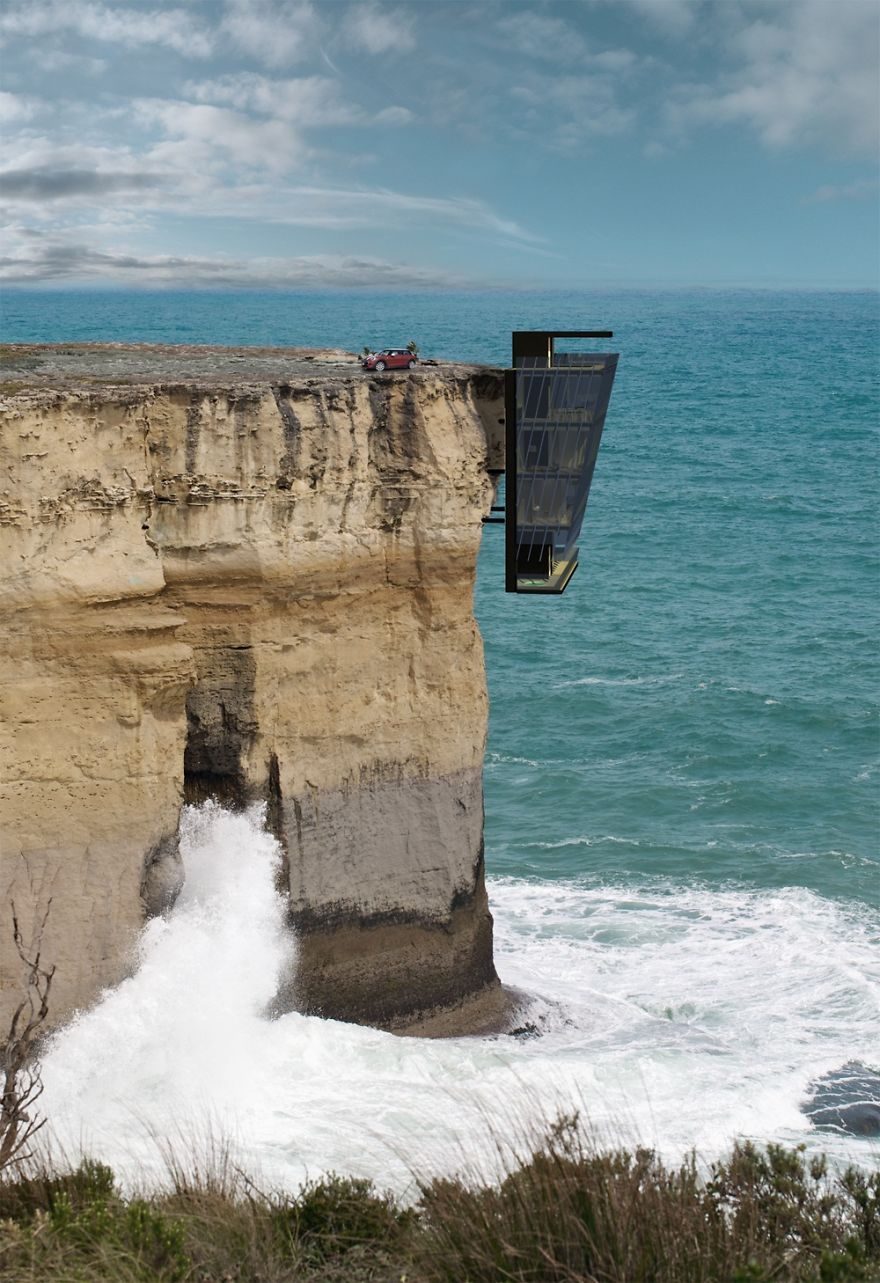 Is this the craziest house ever?