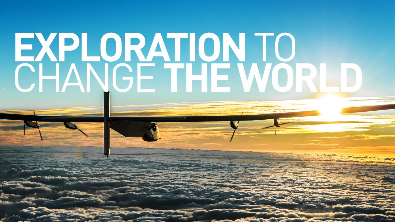 Solar Impulse, the airplane that wants to change the world