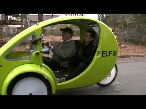 ELF, the bike-car that is starting to shine!