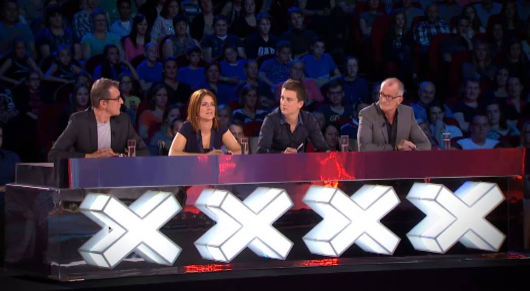 The Belgian Got Talent has wrestling too!!!