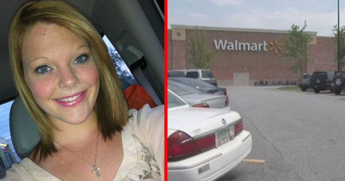 21 Yr Old Helps A Stranger At Walmart, And Shares Humbling Experience On Facebook